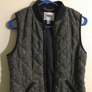 Fall vest